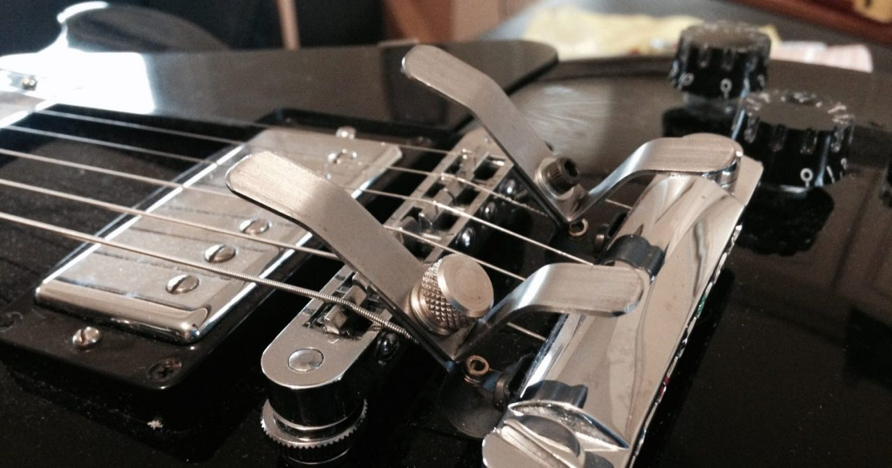 Whammy Bar Every Guitar String On It S Own With These Pitch Benders