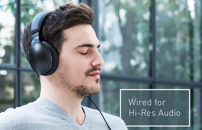Panasonic premium high resolution hi res streaming headphones