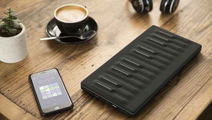 ROLI Seaboard Block keyboard cyber monday deals discount  sale