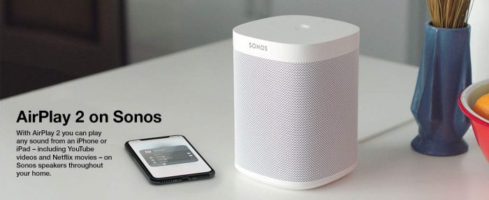 Sonos One smart speakers streaming connected One black friday deals