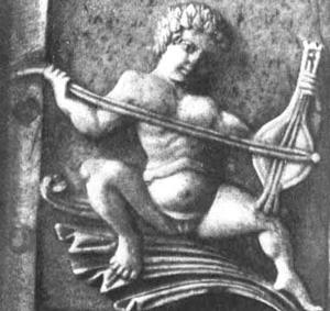 byzantine lyra lira early string bowed instrument