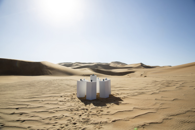 Toto S Africa To Play On An Endless Loop In The Desert