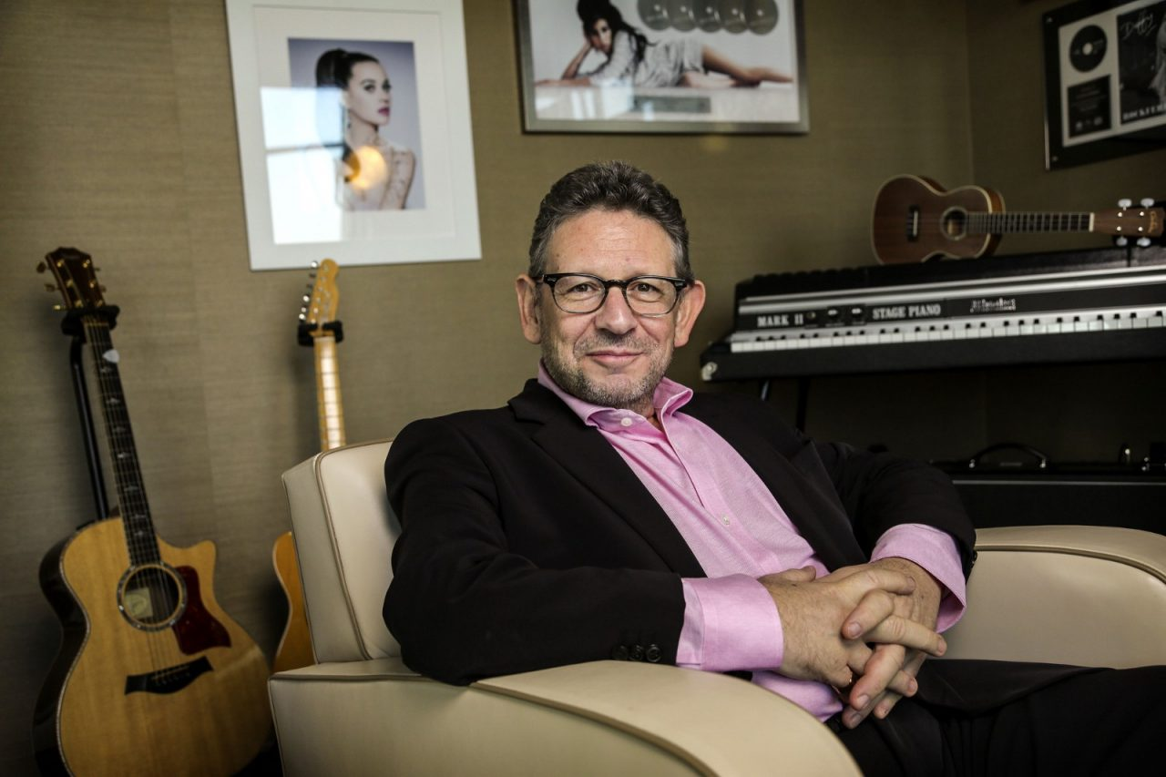 UMG CEO Lucian Grainge shares advice for artists in the age of smart