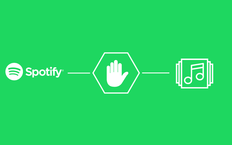 Spotify will now ban accounts using ad-blockers - RouteNote Blog