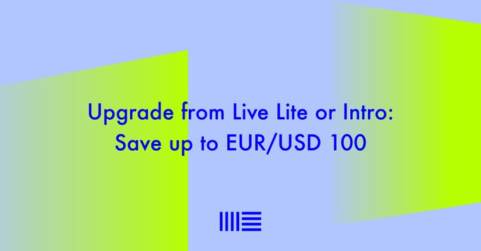 Save up to $100 on Ableton Live - RouteNote Blog