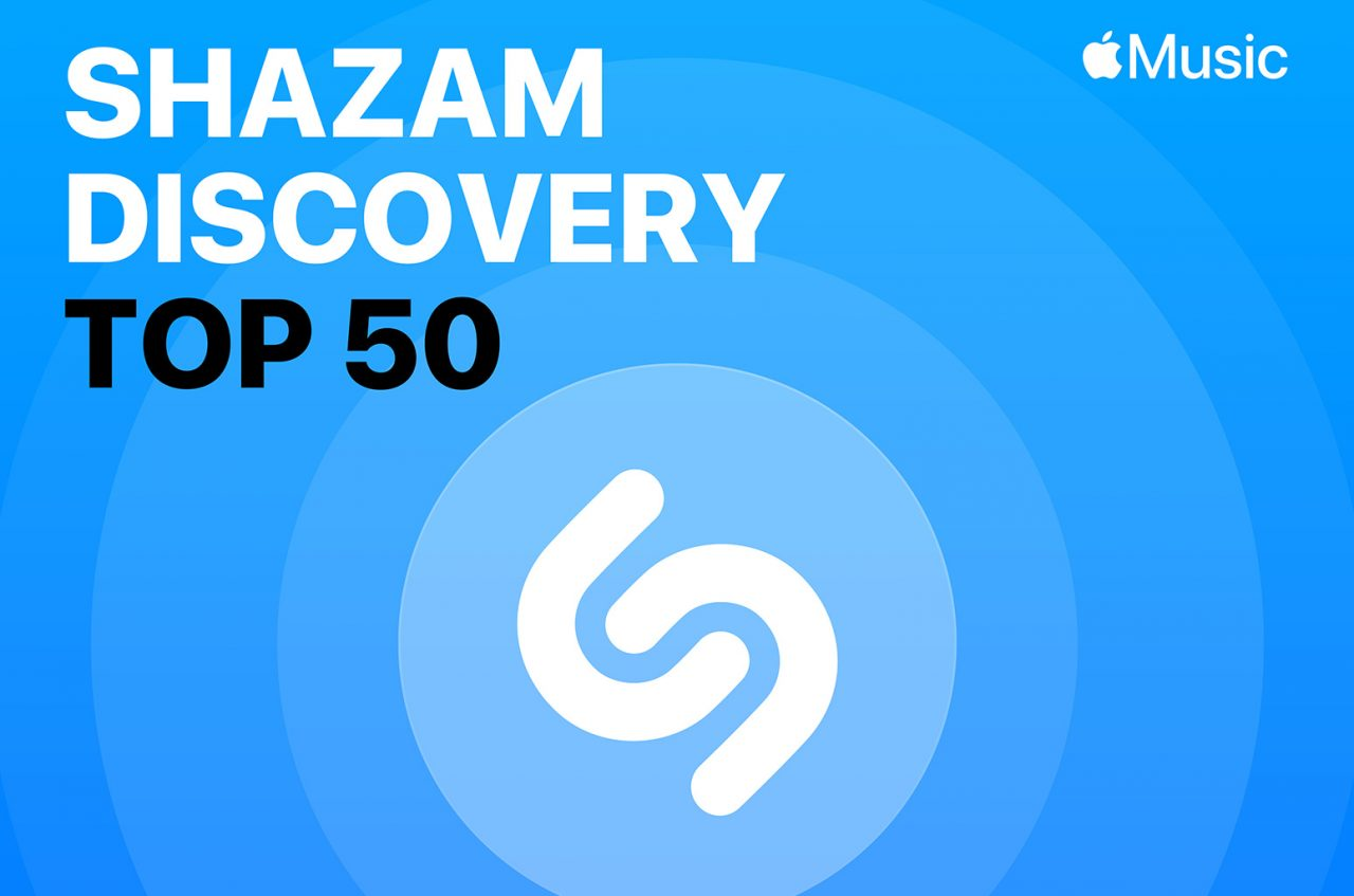 Shazam are helping Apple Music predict the top charts
