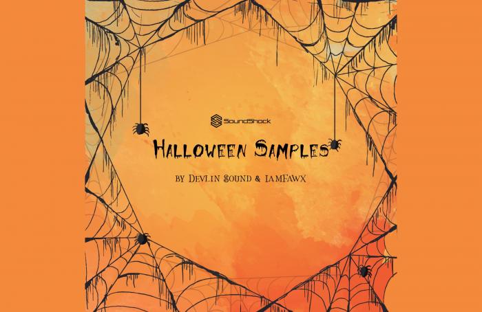 SoundShock halloween sample pack free royalty free