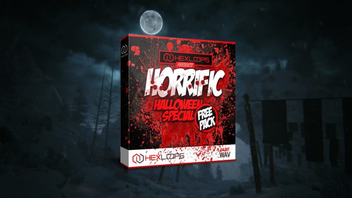 halloween sample pack from hexloops