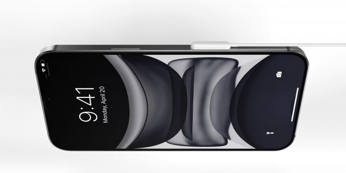 MagSafe iPhone