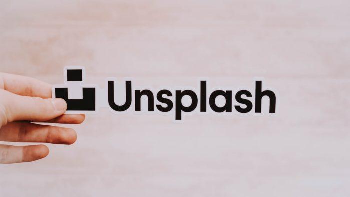 Unsplash banner
