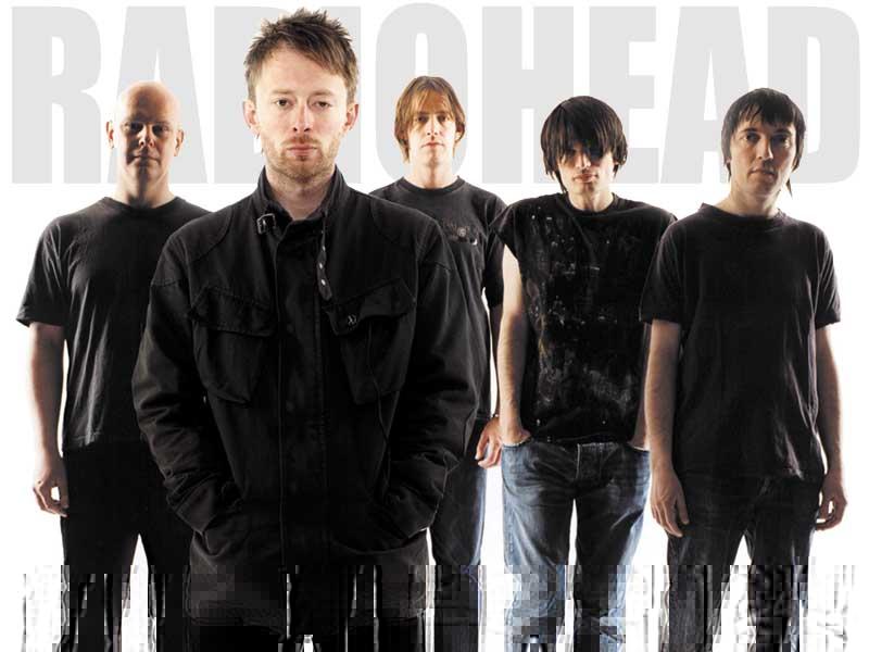 radiohead ep front