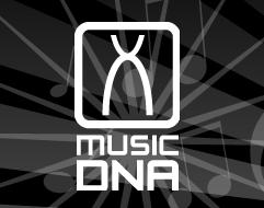 music dna logo