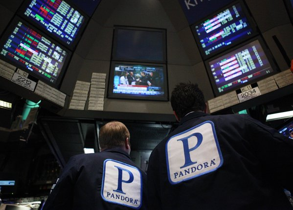 pandora congress radio royalties