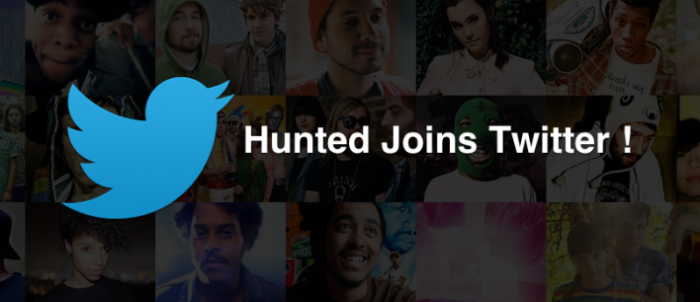 we are hunted joins the twitter team