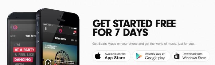 beats-music-app-downloads free music streaming service