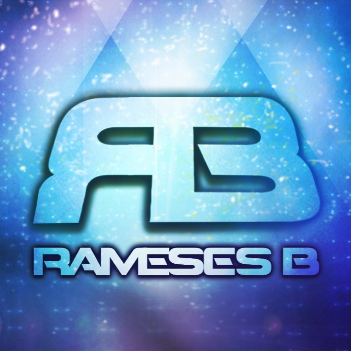 rameses b logo and coverart music image