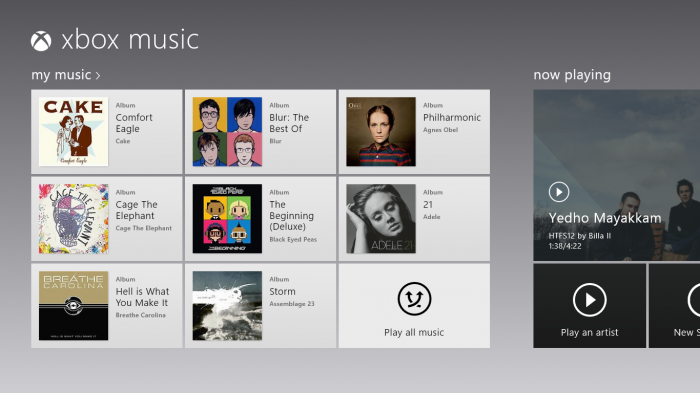 xbox music videos coming to xbox one artists vevo