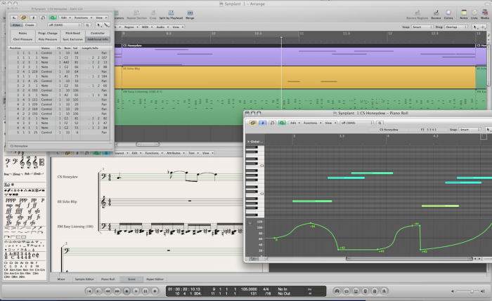 Sequencing In Logic