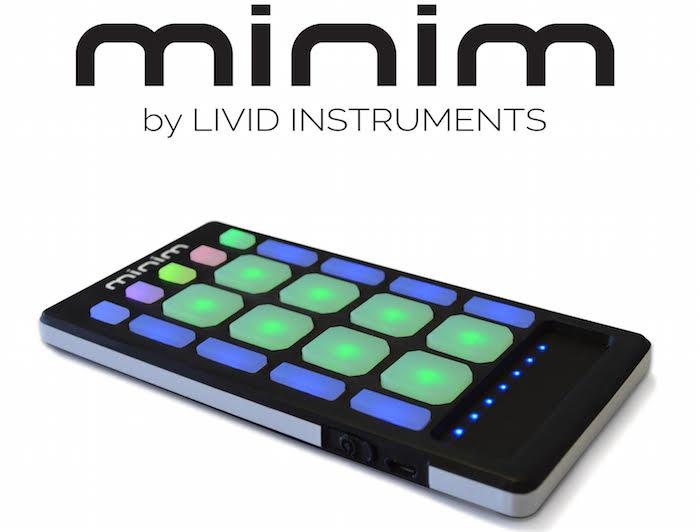 Livid Instruments' Minim