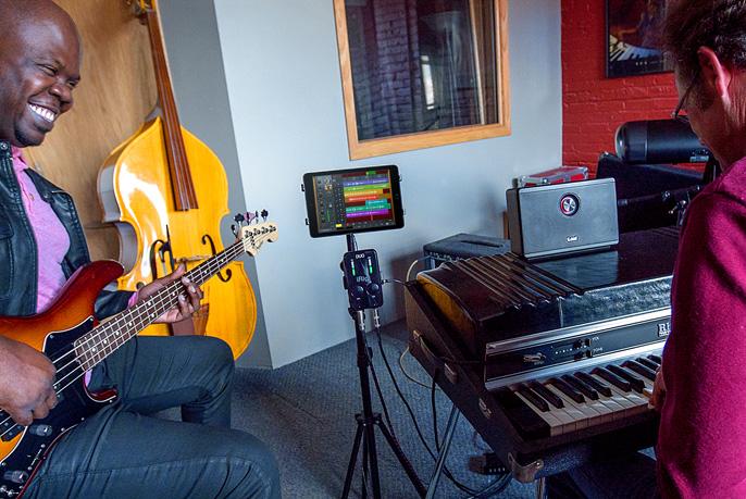 iRig Pro Duo Bass