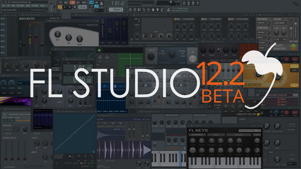 FL Studio 12.2 BETA Available Now - RouteNote Blog