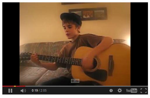 YouTube music artists