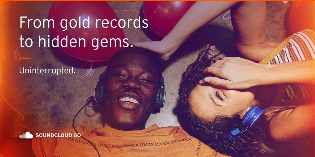 Go music streaming