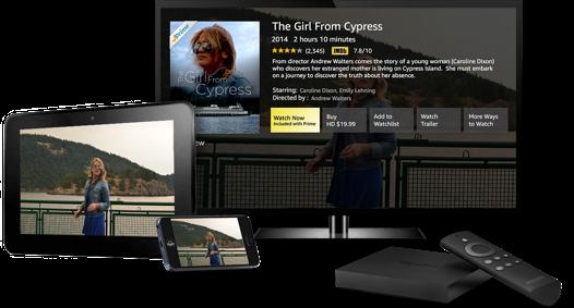 Amazon Video Prime YouTube