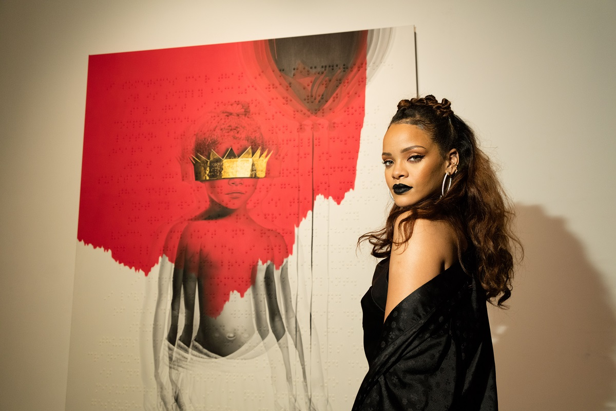 Rihanna's 'ANTI' was a temporary exclusive for Tidal when it launched in January