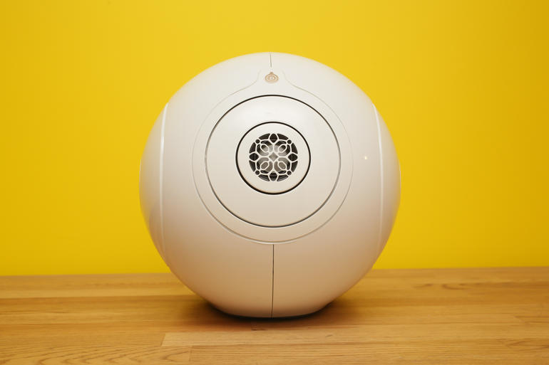 Devialet wireless noise sound loud power powerful