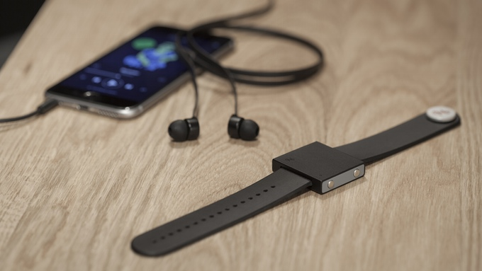 Basslet wrist audio enhancement subwoofer bass