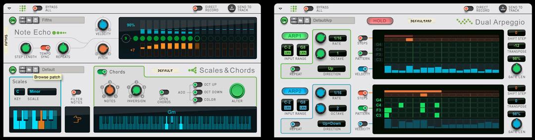 DAW Reason MIDI music production