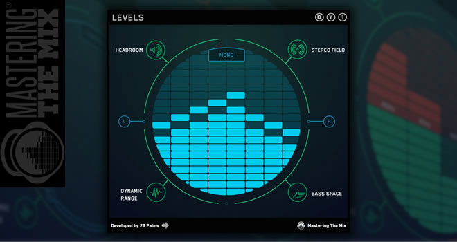 LEVELS VST plugins mix tracks