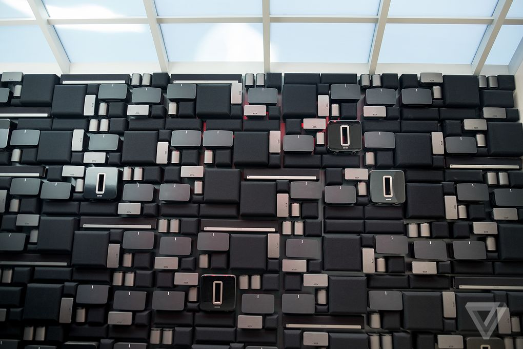 sonos in wall speakers