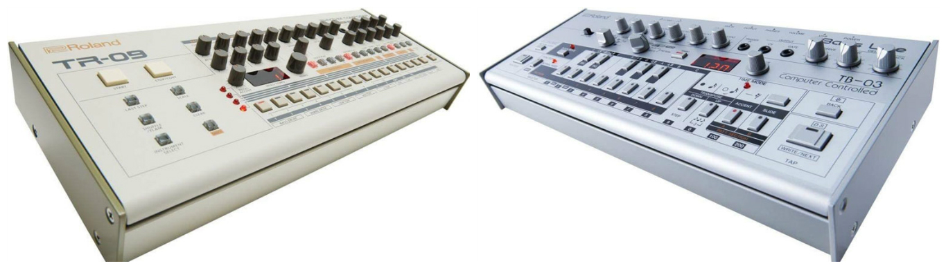 Roland leaks instrument device products 909 day drum machine TR-909