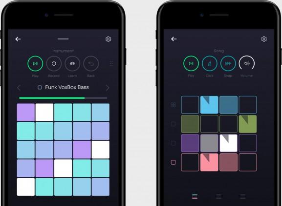 Roli Lightpad Blocks instrument music production