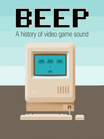 Beep video games music documentary sound composers games