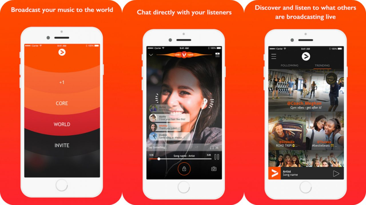 Combine Spotify with livestreaming to share your music experiences ...