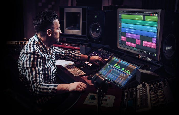 Tracktion Waveform DAW music production software producers music dj making creation make recording