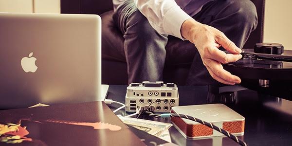 Arturia AudioFuse audio interface recording music tech kit equipment