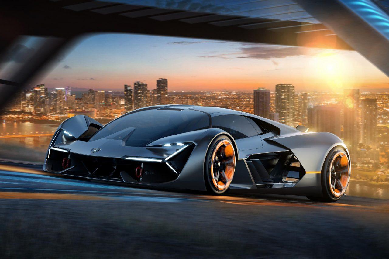 Lamborghini S New Self Healing Car Intoduced By Tobu Routenote Blog