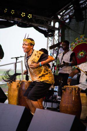 Tropical Pressure Cornwall Cornish festival music live festie festy cultures caribbean african latin american africa america food festivities