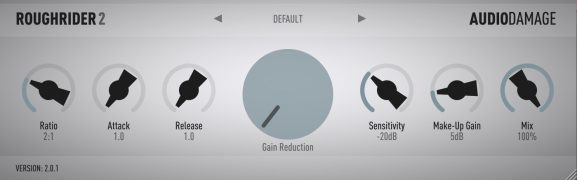 Audio Damage Roughrider free pluging music production
