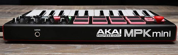 Akai MPK Mini mkii keyboard midi controller pads black friday deals