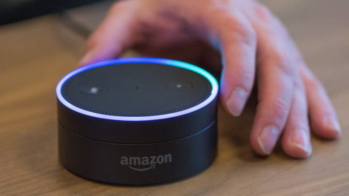 Amazon Echo Dot streaming music speaker stream black friday sales deal