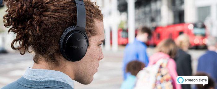 Bose Quiet Comfort headphones black friday sale deal