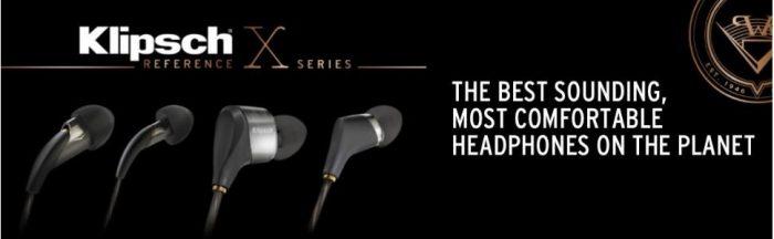 Klipsch XR8i earphones earbuds headphones cyber monday deals