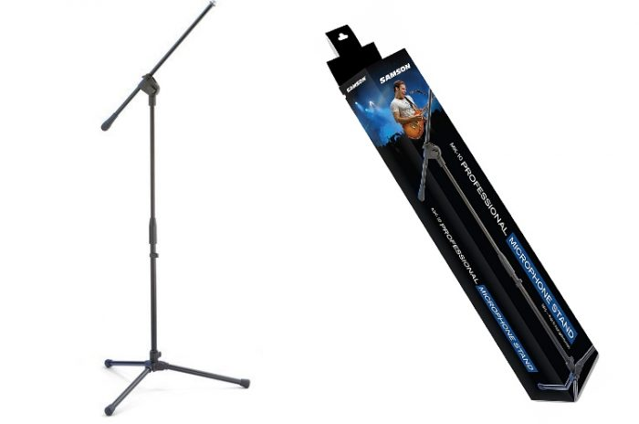 Samson Mic Stands microphone cyber monday deals discount