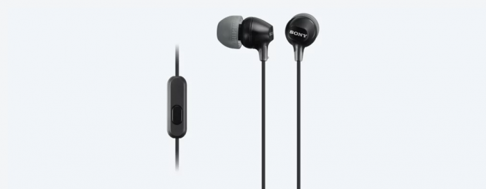 Sony MDR-EX15 high fidelity earphones in-ear cyber monday black friday deals discount sales
