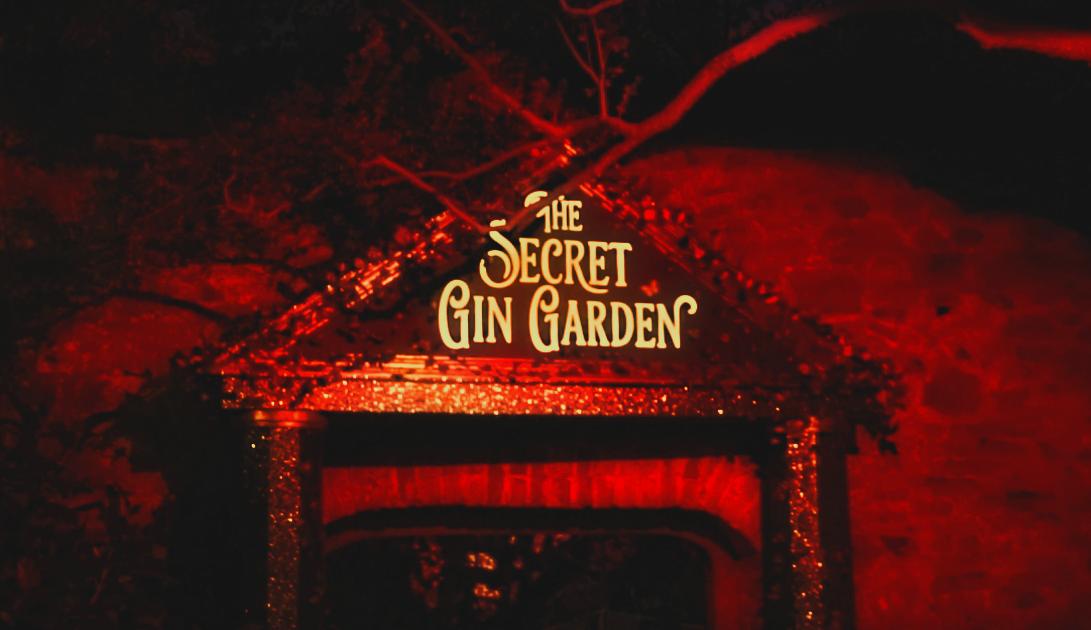 great estate secret gin garden party cornwall cornish music festival